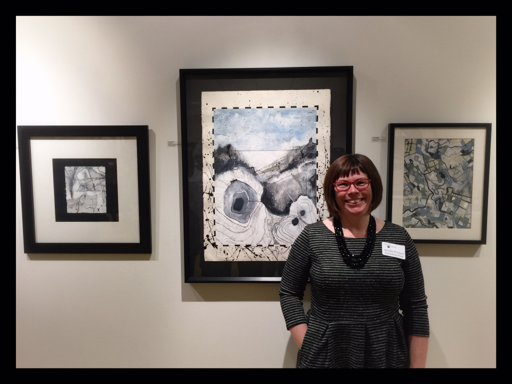 Beyond the Classroom: Educator Artists, The Henry Gallery at Penn State Great Valley.